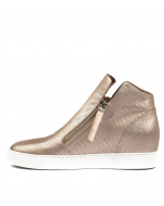 GISELE ROSE GOLD LEATHER