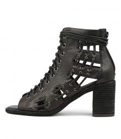 Datbar Black Leather