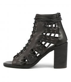 Jayman Black Leather
