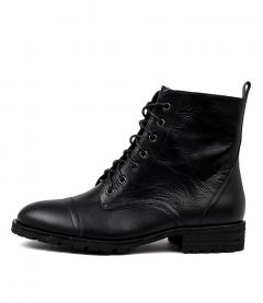 Rayden Black Leather