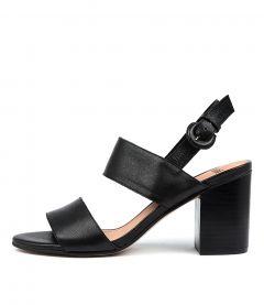 Ahoma Black-black Heel