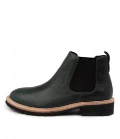 Rume Mo Forest Black Sole Leather