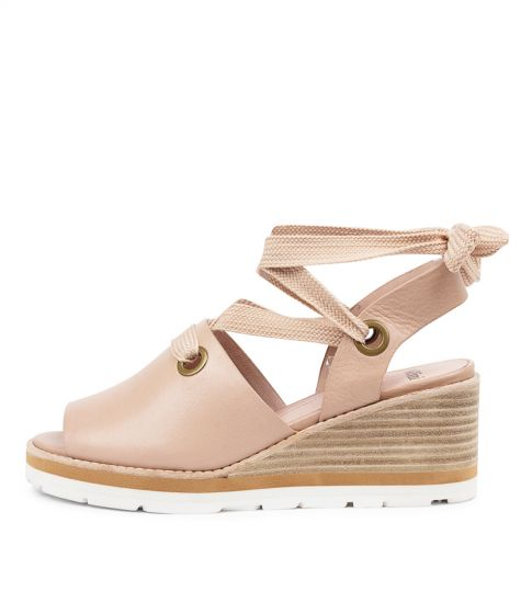GOSSEE MO DK NUDE LEATHER
