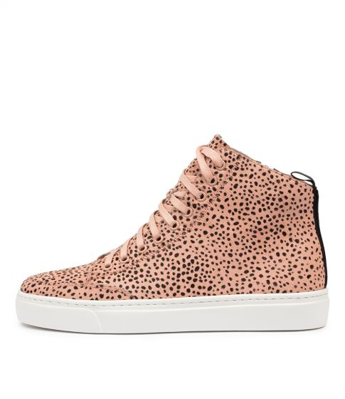 CHASEY MO NUDE SPECKLE PONY