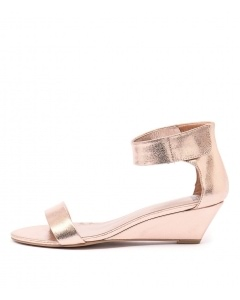 MARSY ROSE GOLD LEATHER