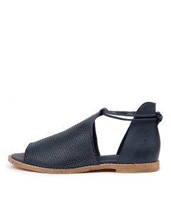 NUANCE NAVY LEATHER