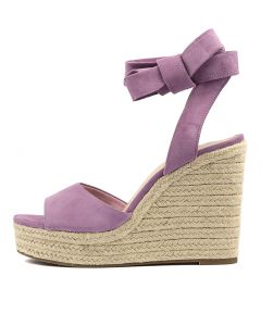 KOBY LILAC SUEDE