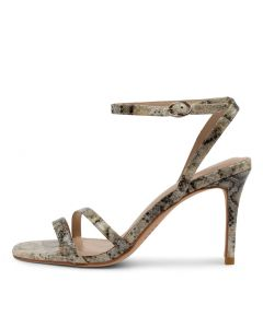 MEPPA MO NUDE SNAKE PATENT LEATHER